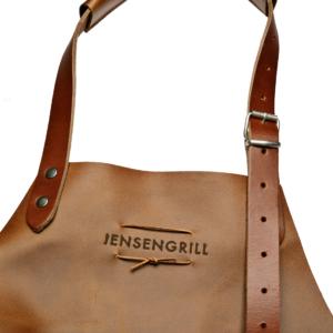 Apron leather JensenGrill